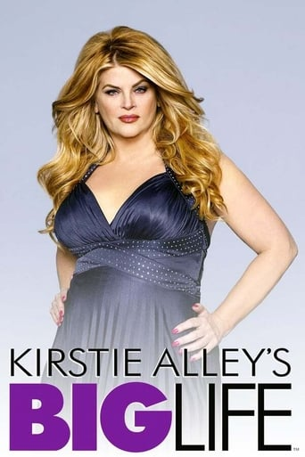Poster of Kirstie Alley's Big Life