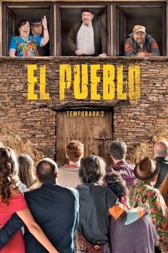 Poster of El Pueblo