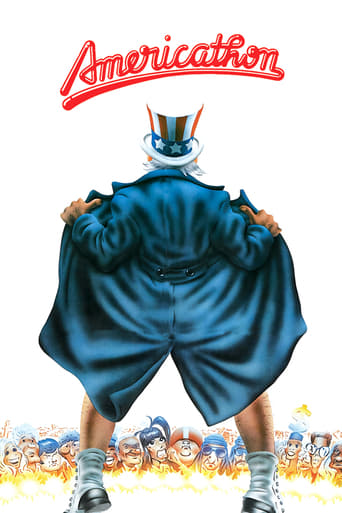 Poster of Americathon