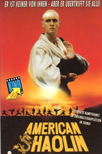 Poster of American Shaolin