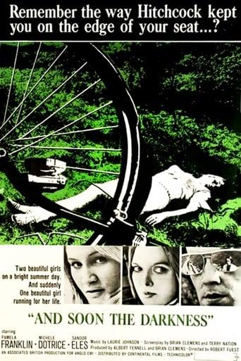 Poster of De repente, la oscuridad