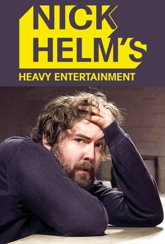 Poster of Nick Helm's Heavy Entertainment