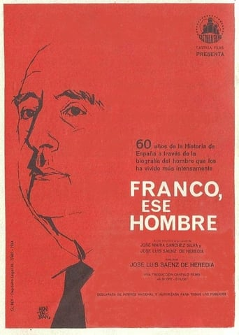 Poster of Franco… ese hombre