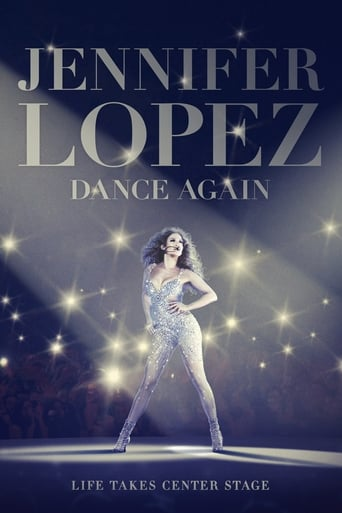 Poster of Jennifer Lopez: Dance Again