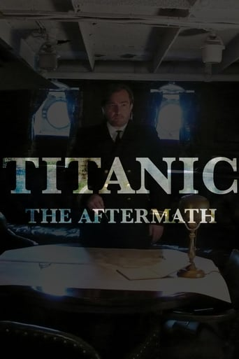 Poster of Titanic: The Aftermath