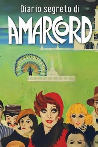 Poster of The Secret Diary of Amarcord