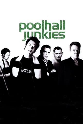 Poster of Poolhall Junkies