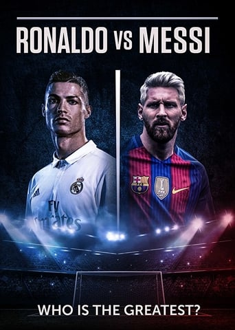 Poster of Ronaldo vs. Messi: Face Off