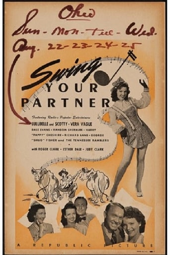 Poster of Swing Your Partner