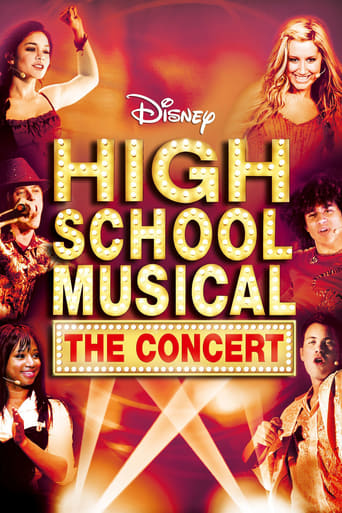 Poster of High School Musical: The Concert