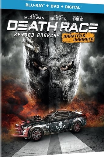 Poster of Death Race: Beyond Anarchy