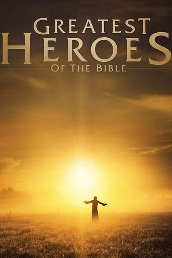 Poster of Greatest Heroes of the Bible