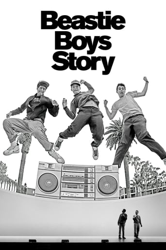 Poster of Beastie Boys Story