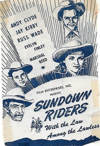 Poster of Sundown Riders