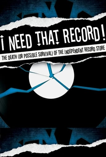 I Need That Record!
