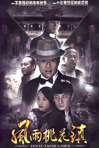Poster of 风雨桃花镇