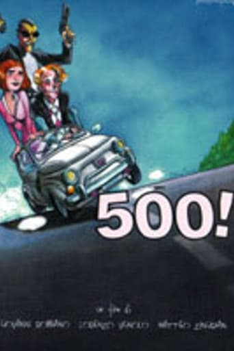Poster of 500!
