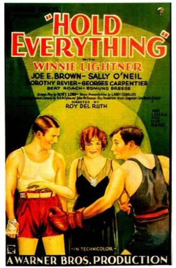 Poster of Hold Everything