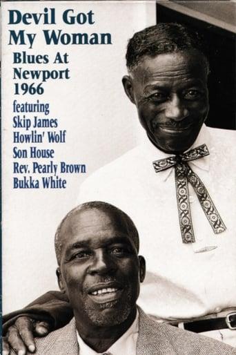 Poster of Devil Got My Woman: Blues At Newport 1966