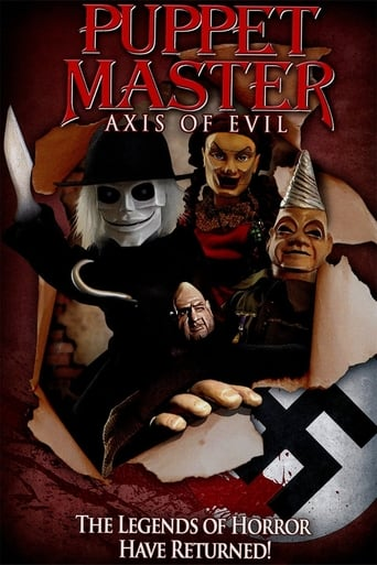 Poster of Puppet Master: Axis of Evil