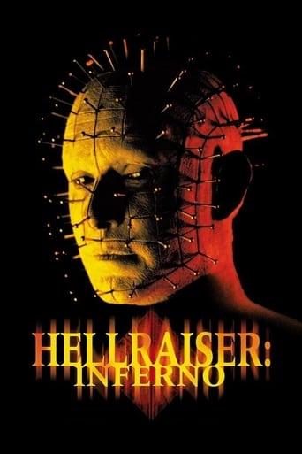 Poster of Hellraiser: Inferno