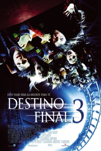 Poster of Destino final 3