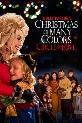 Poster of Dolly Parton's Christmas of Many Colors: Circle of Love