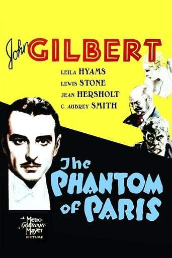 Poster of The Phantom of Paris