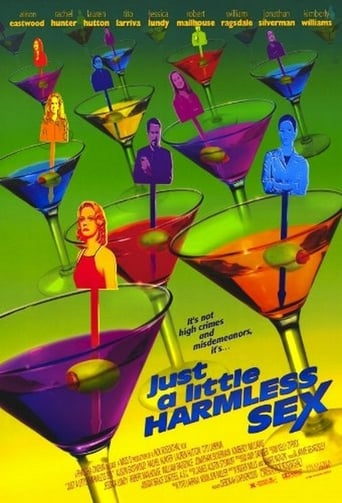 Poster of Just a Little Harmless Sex