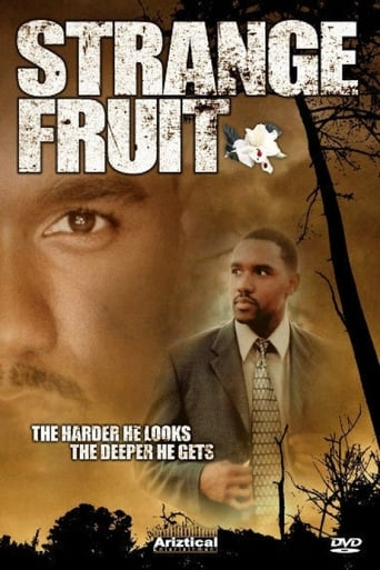 Poster of Strange Fruit