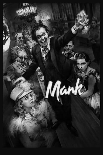 Poster of Mank