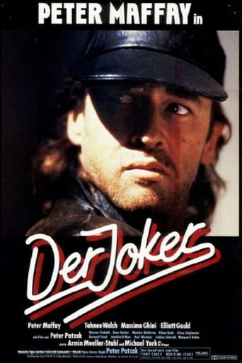 Filmplakat von Der Joker