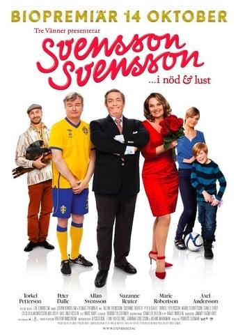 Poster of Svensson, Svensson - I nöd och lust