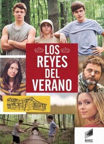 Poster of Los reyes del verano