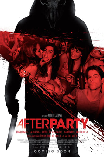 Poster of Afterparty