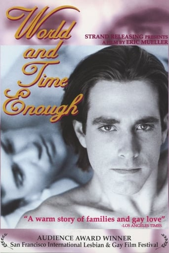 Poster of World and Time Enough