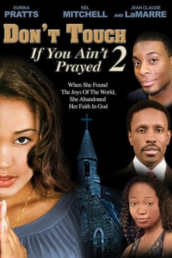 Poster of Don't Touch if You Ain't Prayed 2