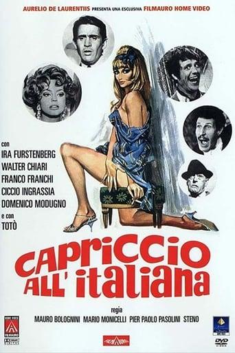 Poster of Каприз по-итальянски