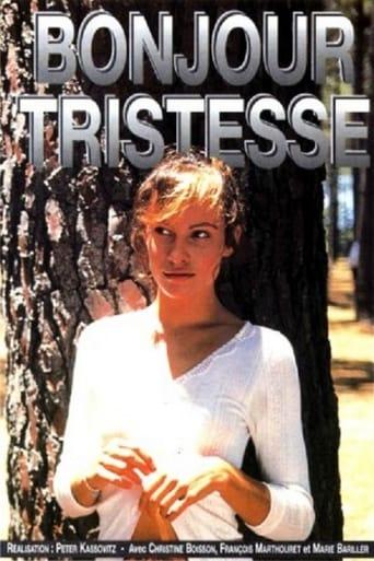 Poster of Bonjour Tristesse