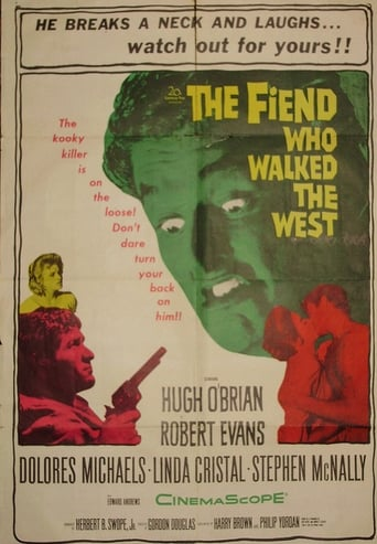 Poster of The Fiend Who Walked The West