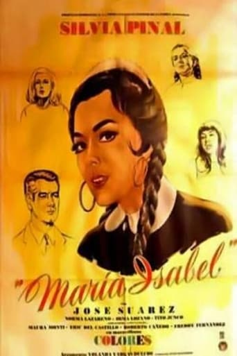 Poster of María Isabel