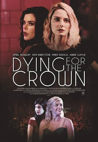 Poster of Dying for the Crown