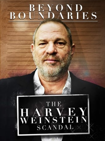 Poster of Beyond Boundaries: The Harvey Weinstein Scandal