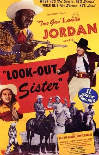 Poster of Look-Out Sister