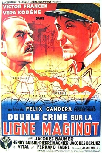 Double crime on the Maginot line