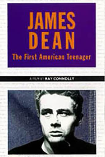 James Dean: The First American Teenager poster