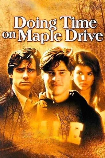 Poster of Doing Time on Maple Drive