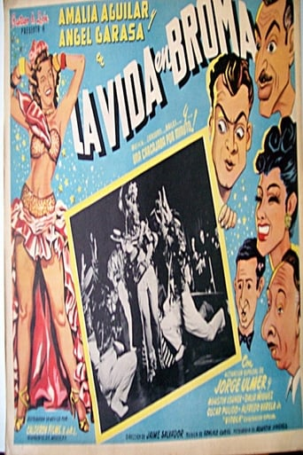 Poster of La vida en broma