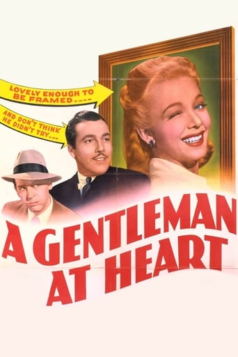 Poster of A Gentleman at Heart