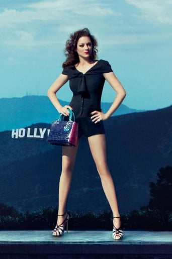 How old was Marion Cotillard in L.A.dy Dior